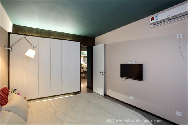 北欧风情壹-孟令凯的设计师家园-青春,原生态,北欧风格,三居