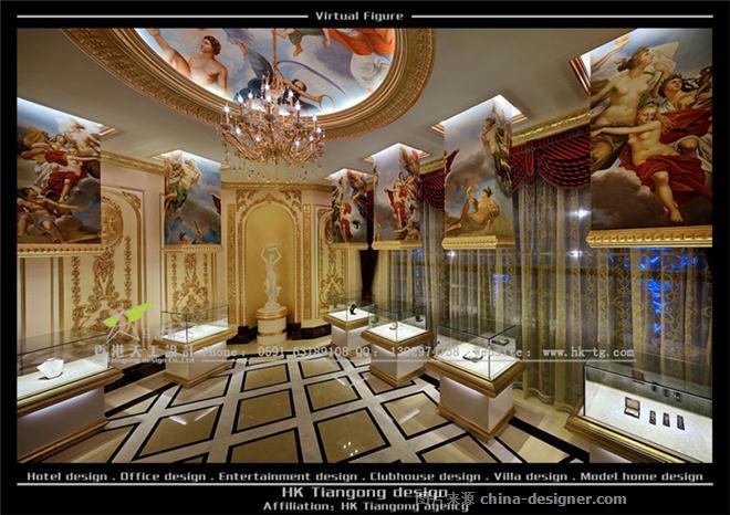 皇室格�{-�R治群的设计师家园-别墅售楼处