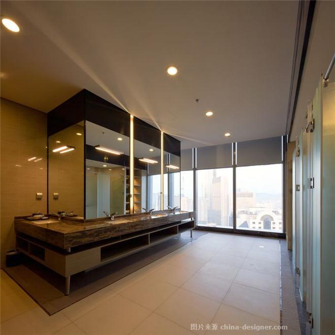 青岛远雄国际广场会所-福田裕理的设计师家园-现代,休闲会所