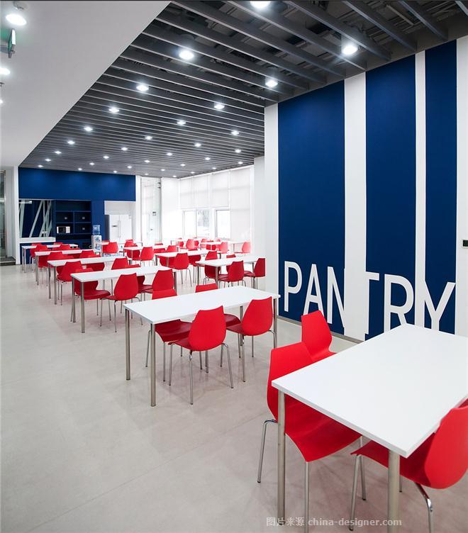 花旗软件技术服务公司浦东软件园三期工程-周诗晔的设计师家园-办公楼 LEED认证
