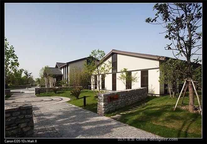 无锡长广溪湿地公园蜗牛坊-陆嵘的设计师家园-跟随着蜗牛的步伐,享受难得的都市慢生活