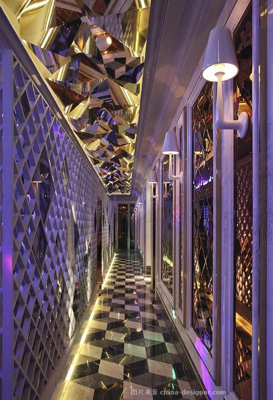 哈尔滨东方盛会俱乐部和COCO酒吧新店-罗文的设计师家园-ktv