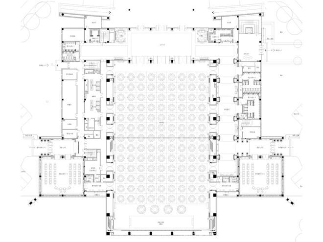 东湖会议中心-刘延斌的设计师家园-100-300间