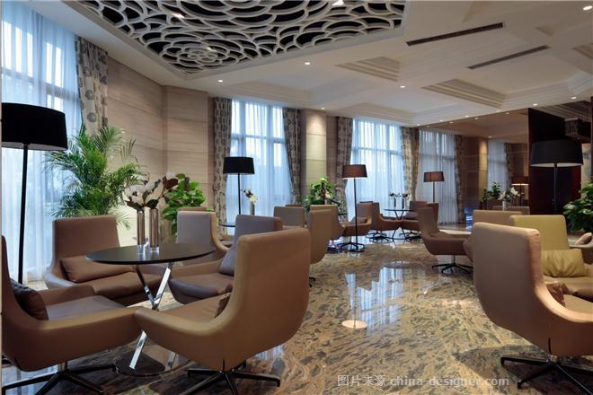 河南郑州天地湾禧苑会所-袁晓云的设计师家园-别墅售楼处