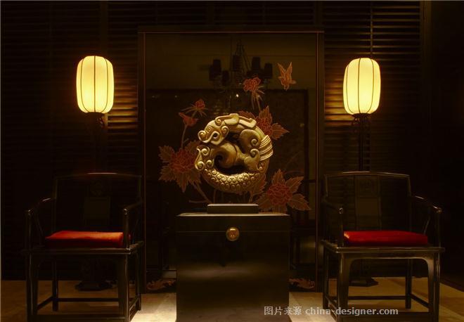 豪门吉品鲍鱼府(阳泉店)-张震斌的设计师家园-贵族风格