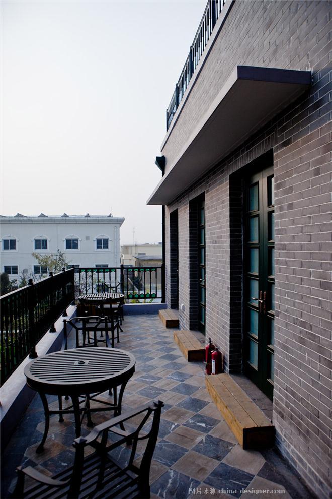 沈钧儒别墅会所-李枫的设计师家园-休闲会所