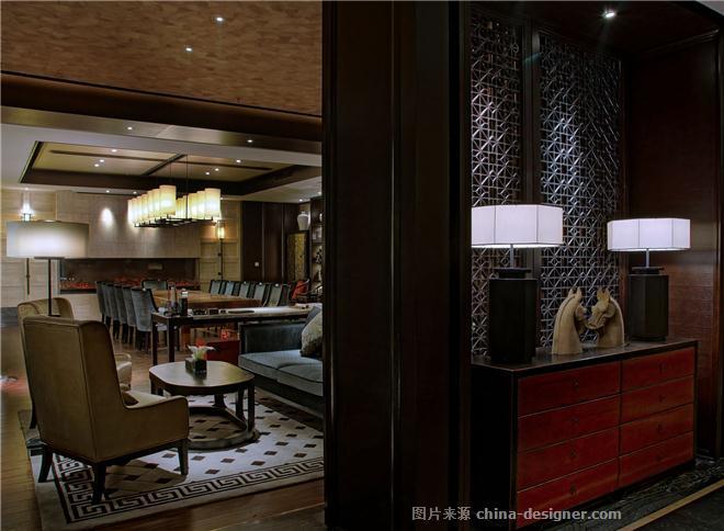 兰亭壹号-孙华锋的设计师家园-娱乐会所