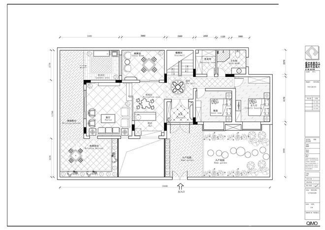 学府大道69号-刘敏的设计师家园-美式风格