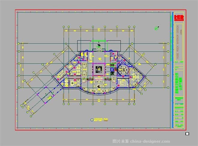盘锦东方银座公馆-吴文粒的设计师家园:::吴文粒的师
