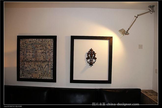 名士豪庭王宅-随性-刘志豪的设计师家园-卧室,儿童房,厨房,餐厅,客厅