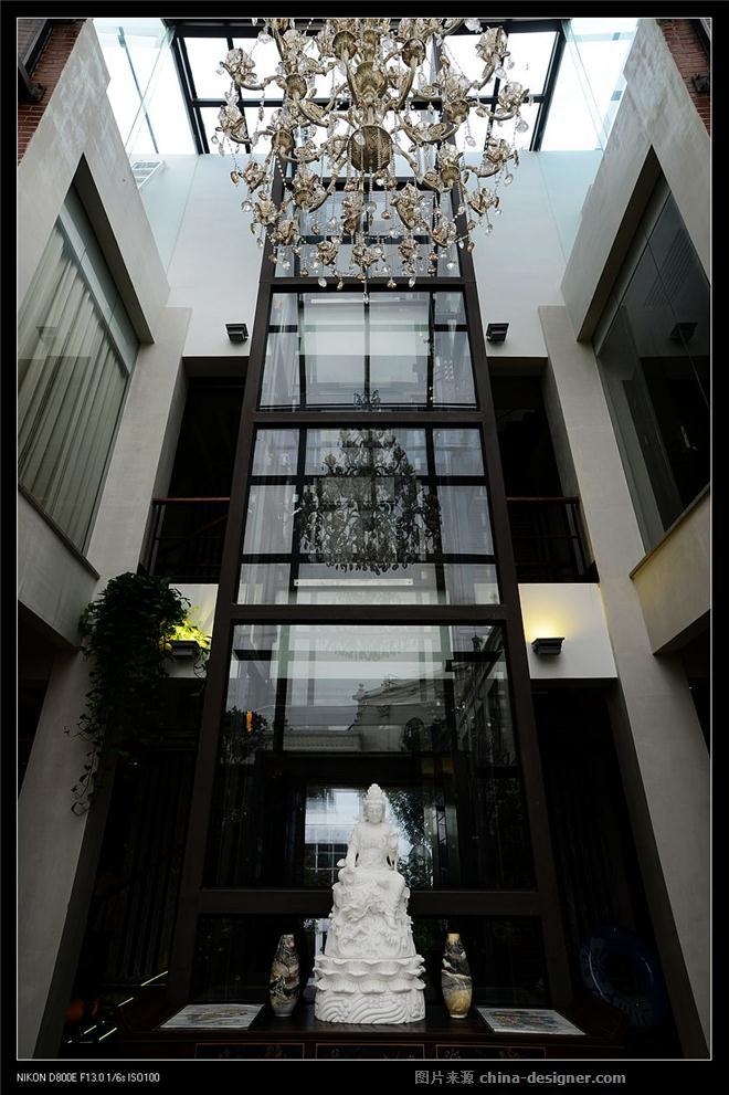 似水年华-汪晖的设计师家园-别墅