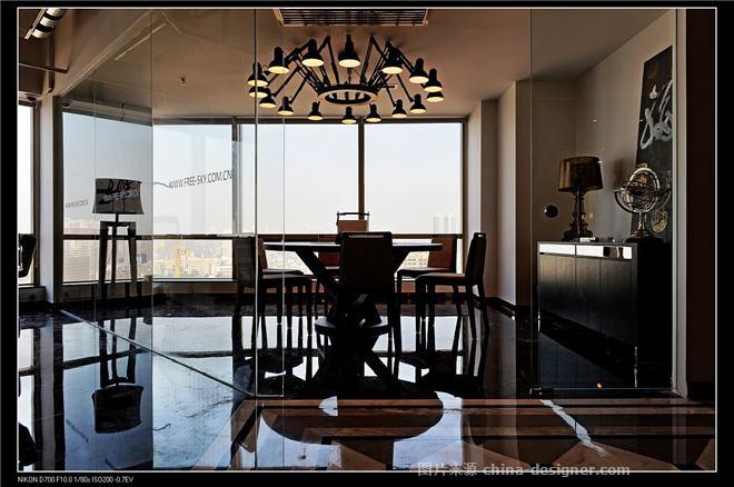 圆融之道-汪晖的设计师家园-办公区