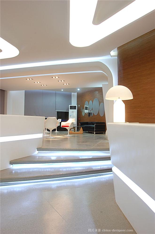 石家庄天鸿尚都售楼处-张建的设计师家园-住宅公寓售楼处