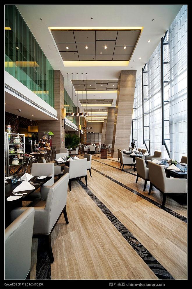 济南阳光壹佰美爵酒店-梁小雄的设计师家园-商务酒店