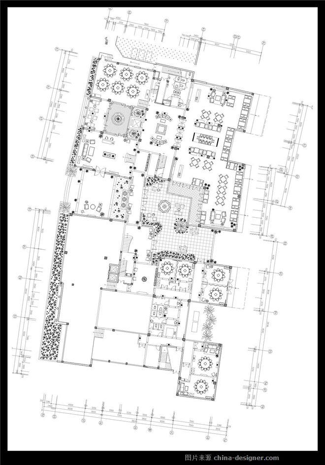 宁波味道庭院餐厅-陈建翔的设计师家园-中餐厅/中餐馆