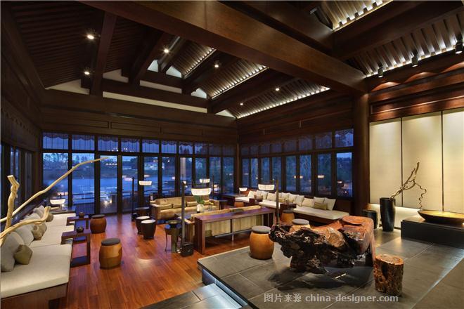 海口鸿州埃德瑞皇家园林酒店冬宫餐厅-刘红蕾的设计师家园-中餐厅/中餐馆
