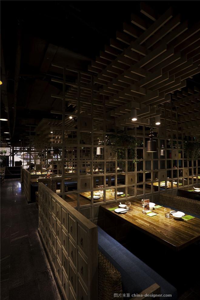 望湘园上海餐饮管理有限公司宜山路店-杜江的设计师家园-中餐厅/中餐馆