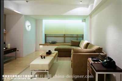 作品赏析 - 猫语-马昌国的设计师家园-三居