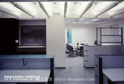 作品赏析 - 能量-马昌国的设计师家园-办公区