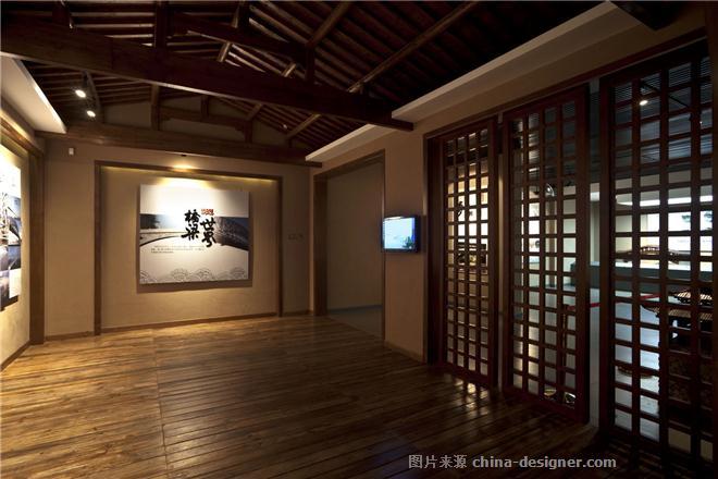中国庆元廊桥博物馆-王建强的设计师家园-博物馆