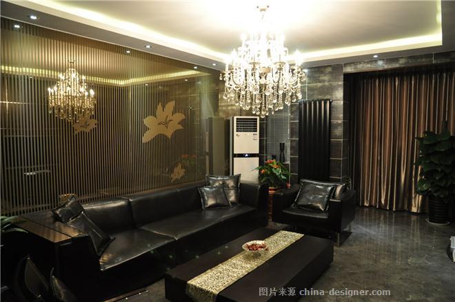 盛世天骄-梁栋的设计师家园-住宅公寓