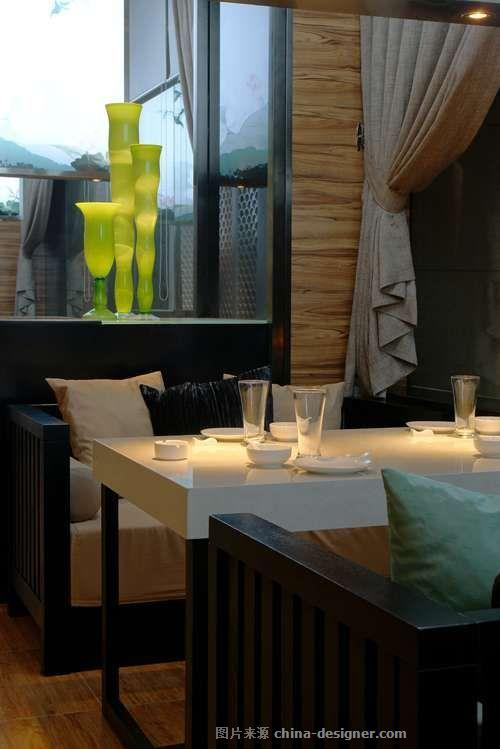 渔.尚-爱尚渔香餐厅-孙华锋的设计师家园-现代,中餐厅/中餐馆