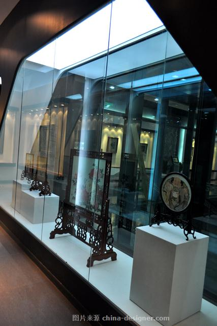 中国工艺文化城艺术馆-张伟的设计师家园-艺术馆,现代