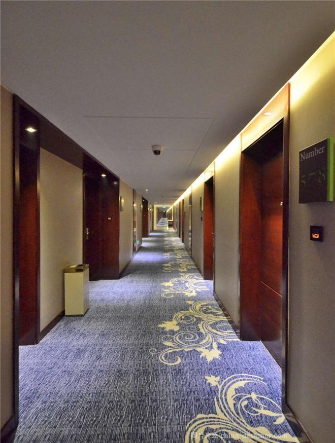 杨彬-梧桐树假日酒店-杨彬的设计师家园-现代,度假酒店