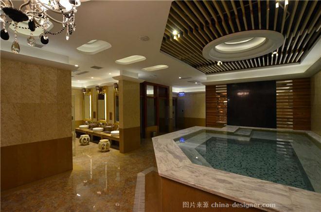 杨彬-新长安俱乐部-杨彬的设计师家园-欧式,健身会所/健身馆/健身中心/健身俱乐部