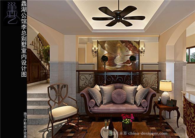蠡湖公馆-张进一的设计师家园-联排别墅