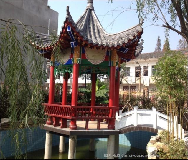武汉私家花园:武汉别墅庭院:武汉私家别墅花园设计