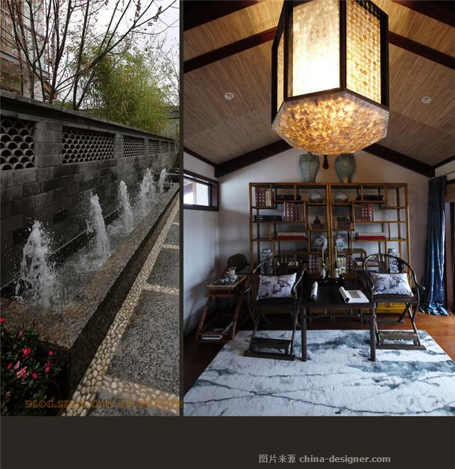 雪山语2-孙艳的设计师家园-中式,其他样板间