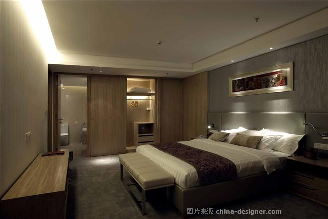 广州纺织城逸景酒店-李伟强的设计师家园-商务酒店