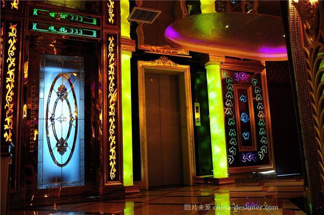 宣恩浪漫莲花娱乐会所-罗才威的设计师家园-欧式,娱乐会所