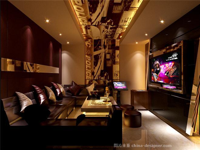 量贩式KTV-王跃飞的设计师家园-现代,ktv