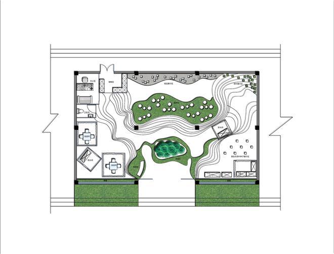 """""""安吉大山坞""""茶叶体验店概念设计-张梦宇的设计师图片"""