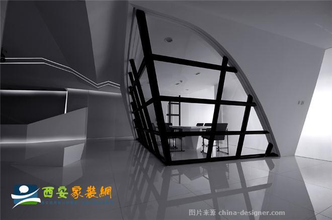 灰色创意办公室装饰设-张鹏翔的设计师家园:::设计师