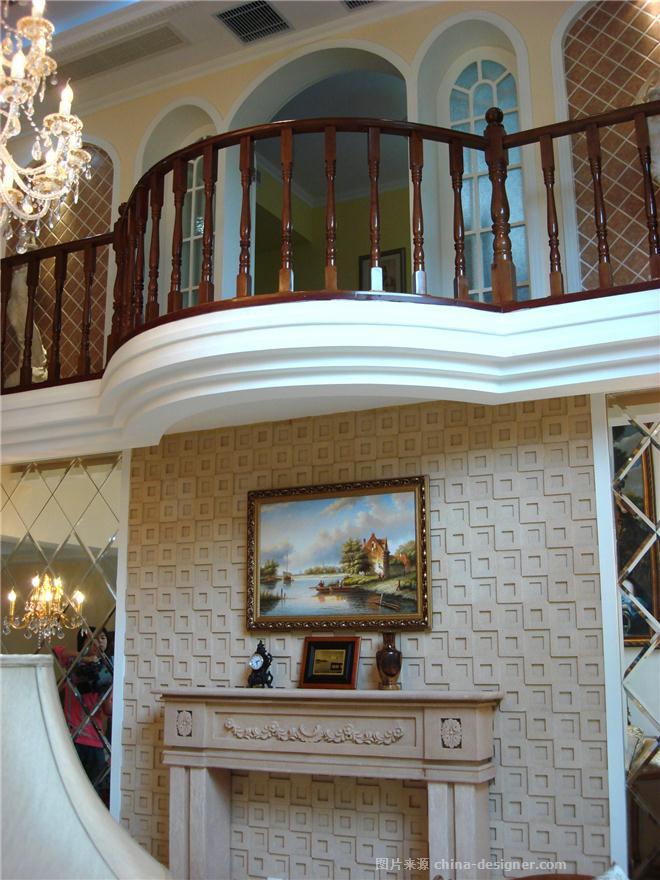 龙湖・蓝湖郡-王建的设计师家园-欧式,田园风格,独栋别墅