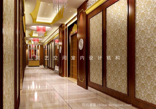 宁夏灵武市锦湖食府-伍吉贤的设计师家园-清真菜馆,其他风格,民族特色餐馆