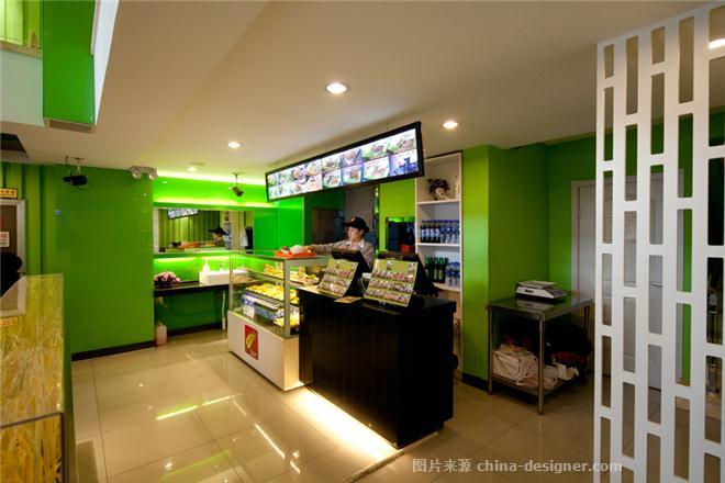 稻谷香餐厅-郑柏松的设计师家园-30-50元