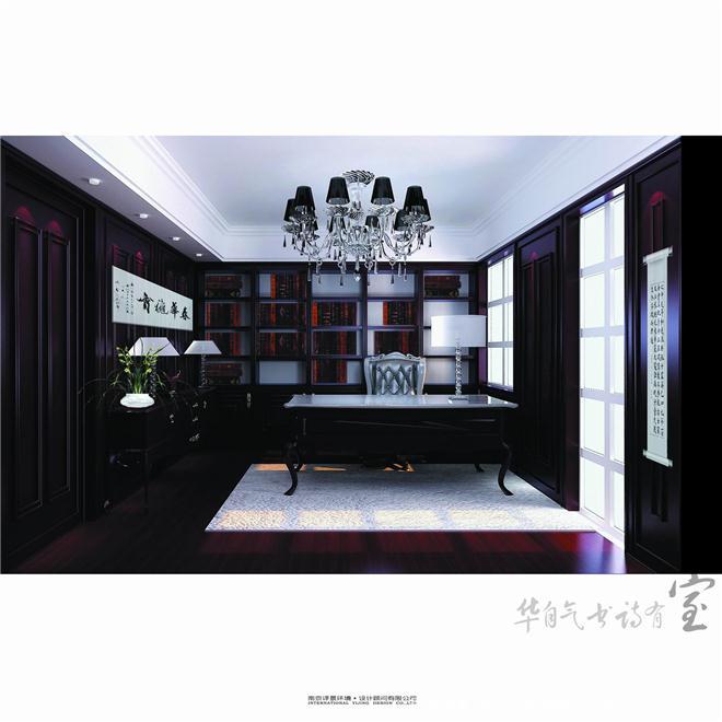 别墅-新中式-蒋晓丽的设计师家园-独栋别墅
