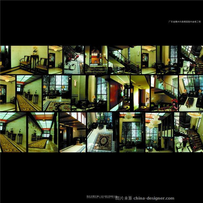 高榜园-蒋晓丽的设计师家园-中式