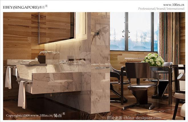 """微设计系列之""""味道""""!-冯易进的设计师家园-现代简约,四居及以上"""