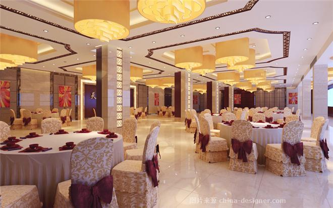 安庆天仙河大酒店-tdr设计事务所的设计师家园-沉稳,新中式,现代简约图片