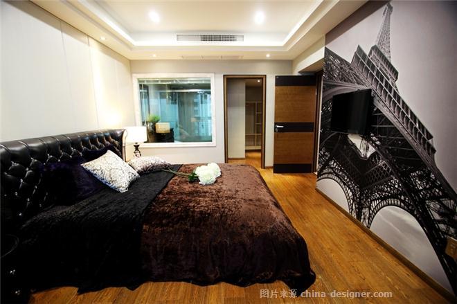 微设计系列之心照-冯易进的设计师家园-现代欧式,卧室,餐厅,玄关