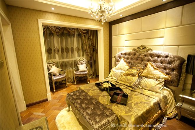 轻�r小筑淡雅留香-郑柏松的设计师家园-卧室