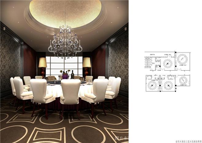 苏州金阳大酒店-方赛文的设计师家园-现代欧式,经济型酒店