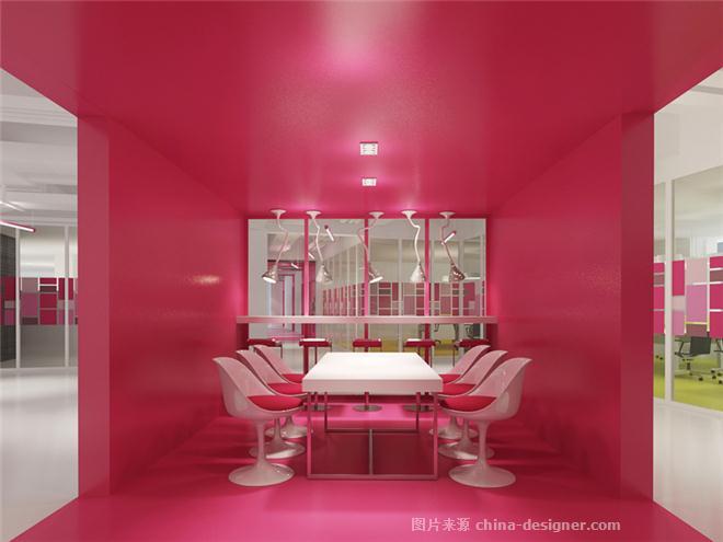 法国娇时化妆品有限公司杭州总部-周伟的设计师家园-现代简约,办公楼
