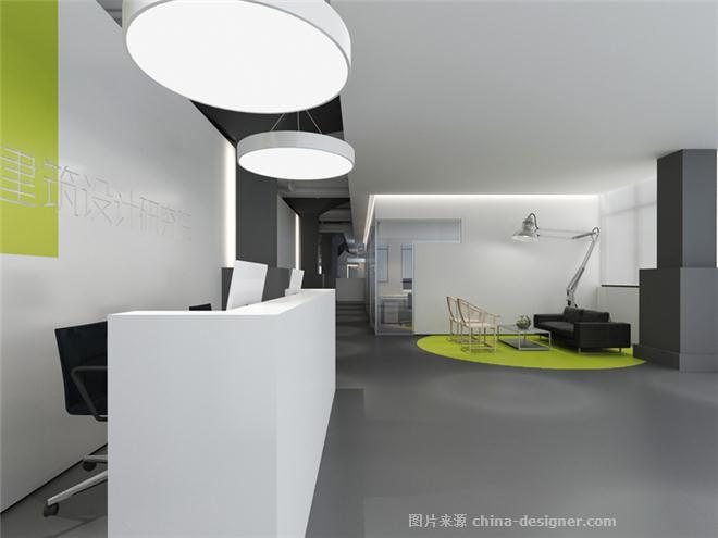 五洋集团建筑设计研究院-周伟的设计师家园-现代简约,办公区,办公室