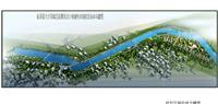 设计师家园-甘肃临泽滨水景观公园规划设计
